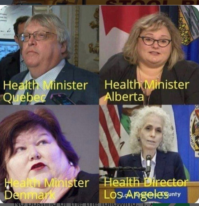 Shouldn't the Top Health Guy at Least Look Healthy?