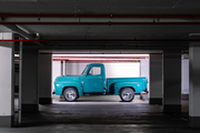 Our 1954 Ford F-100