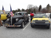 Ugly Car Show at the Markets At Shrewsbury 2021