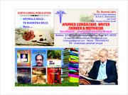 Dr. Arvind Jain_visiting