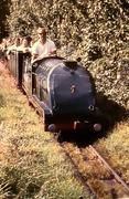 Alexandra Palace Lake Railway