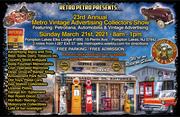 23rd Annual Metro Petro Collectors Show