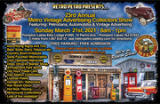 23rd Annual Metro Petro Collectors Show