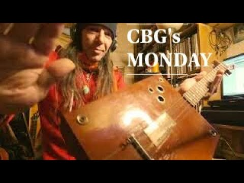 """CBG's Monday: """"Be Though My Vision"""""""
