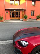Entree Chez Catharina Oldtimer B&B en Restaurant