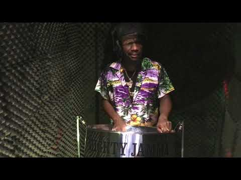MIGHTY SPARROW MEDLEY:  ON STEELPANS