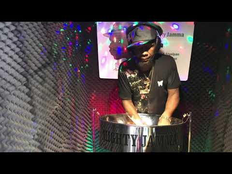 YEAR FOR LOVE: STEELPAN COVER