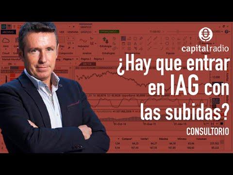 Video Análisis con Alberto Iturralde: IBEX35, Ebro, Repsol, IAG, Técnicas, Caixabank, BBVA, Enagás, REE...