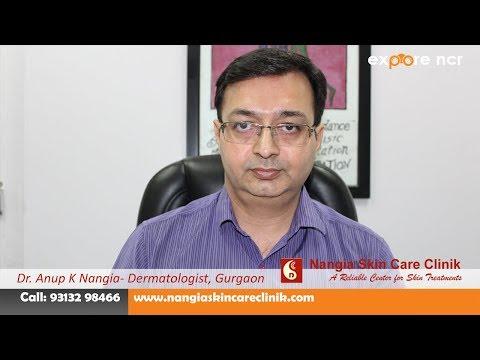 Dr. Anup Nangia; Founder- Nangia Skin Care Clinic. Tips on Skin Care