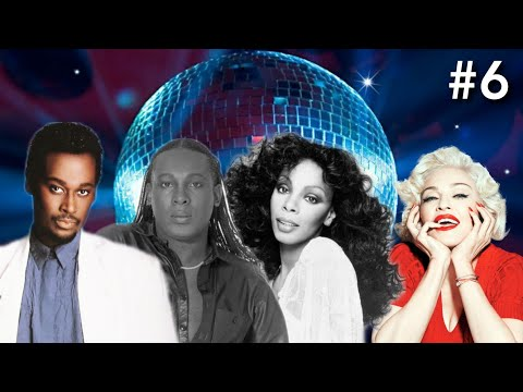 Disco House Mix 2020 #6 (Sylvester, Donna Summer, Candi Station, Madonna, Ladies On Mars...)