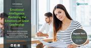 Emotional Intelligence: Mastering the Emotions of Great Leadership