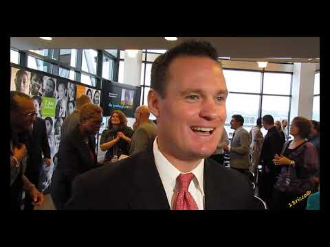 Former Mayor Luke Ravenstahl 2012 Interview