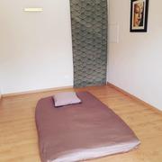 photo salle de massage futon