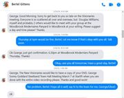 Gittens FB Message 2