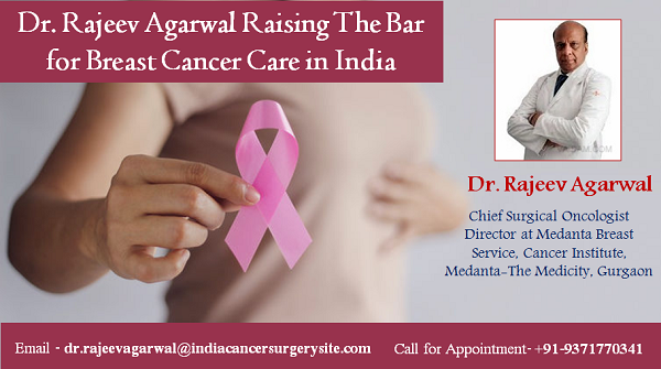 Dr. Rajeev Agarwal Raising The Bar for Breast Cancer Care in India