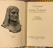 A Day Book of Counsel and Comfort - L.V. Hodgkin