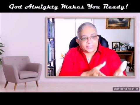 God Almighty Makes You Ready!