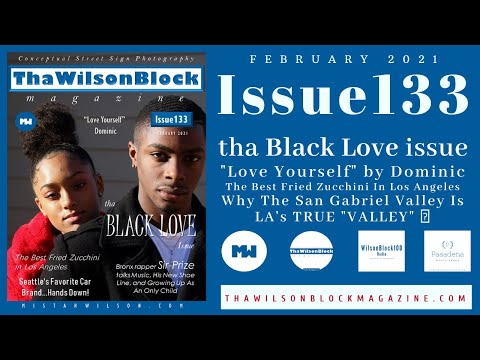 ThaWilsonBlock Magazine Issue133 (FEBRUARY 2021)