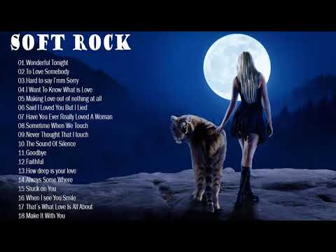 Phil Collins, Elton John, Lionel Richie, George Michael, Eric Clapton | Best Soft Rock Songs EVER