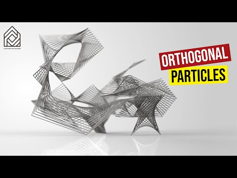 Orthogonal Particles