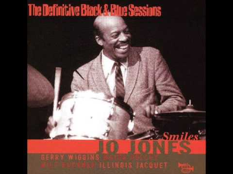 """JO JONES - """"SMILES"""" (full album)"""