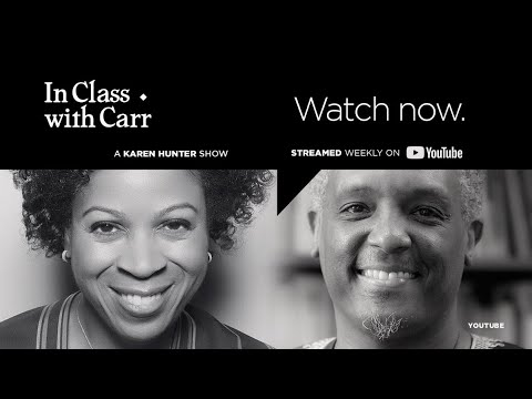 """In Class with Carr, Ep. 51: """"The Black Church,""""  Stevie Wonder to Ghana & The Coca-Cola Problem"""