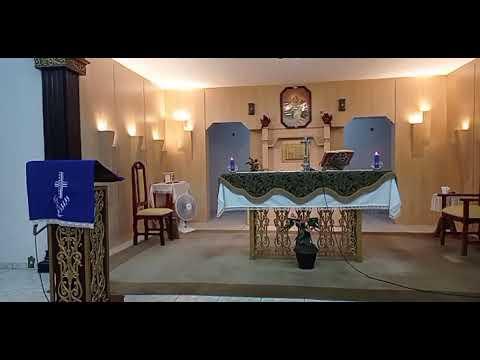 Missa do Primeiro Domingo da Quaresma 2021
