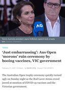 Australian Open Morons
