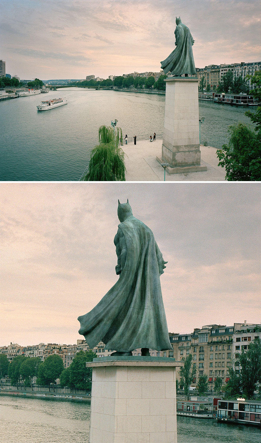 კულტურა, პოპ კულტურა სკულპტურა, ძეგლი, პარიზი, საფრანგეთი, ბლოგი, ძეგლი, qwelly, sculpture