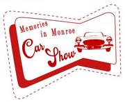 Memories in Monroe Classic Car Show - Monroe, Ga