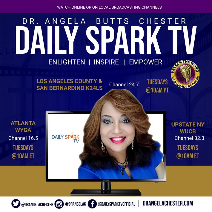 Watch Daily Spark TV in LA   Channel 24.7