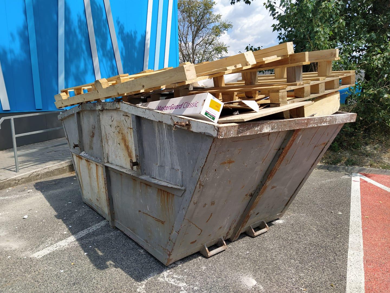 pisto-stav s.r.o. odvoz odpadu