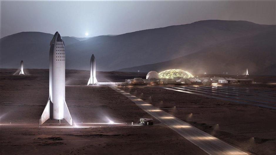 Na Marsa czy na Księżyc - oto jest pytanie!