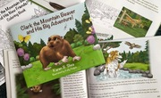 Clark the Mountain Beaver and His Big Adventure! Book
