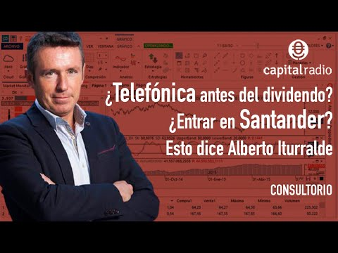 Video Análisis con Alberto Iturralde: IBEX35, DAX, SP500, Melia, Bankinter, Arcelor, Repsol, Santander, Iberdrola, Prosegur, Telefónica, Enagás, Felguera, Grifols, ACS, Biosearch...