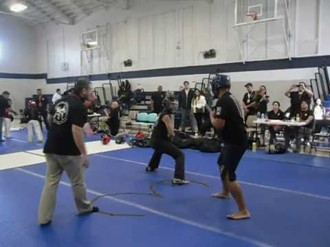 MOKOMOKO 2019 KNIFE SPARRING JIMMY AND MICHAEL***