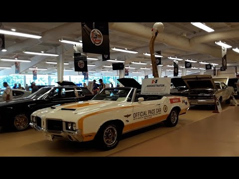 A Decade Of Muscle Cars 1962 - 1972 Mustang, Super Lark, HO Olds, Chevelle, MOPAR and More!