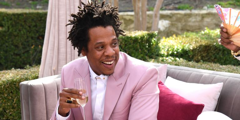 Jay-Z Forms Lucrative Champagne Deal With Moet Hennessy