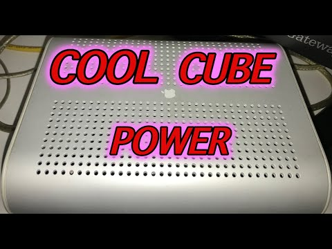 HOW TO MOD THE G4 CUBE POWER SUPPLY