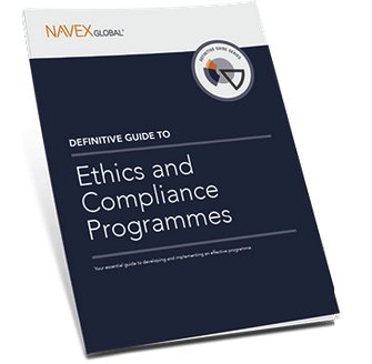 Do you manage a Compliance Programme? Get this new guide today