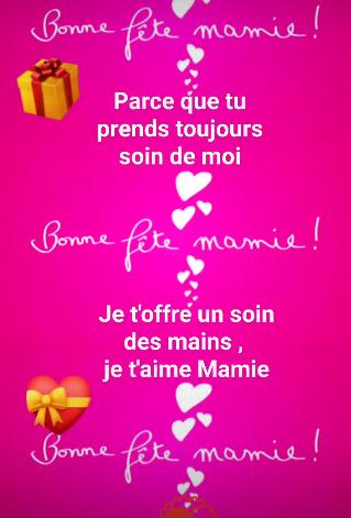 Fête des Mamies