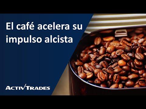 El café acelera su impulso alcista