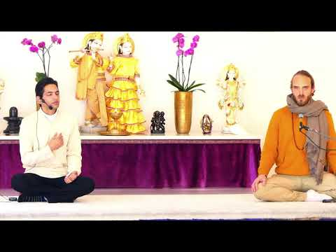 Journey of Atma (Soul) - Vortrag mit Dr. Devendra - Yoga Vidya Live - 14.30 - 23.02.2021