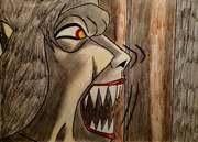 Cindy Colon Turning to Werewolf