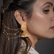 Looking for silver gold plated earrings online