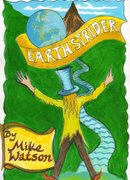 Earth Rider Cover.1 by Lini  July 2013