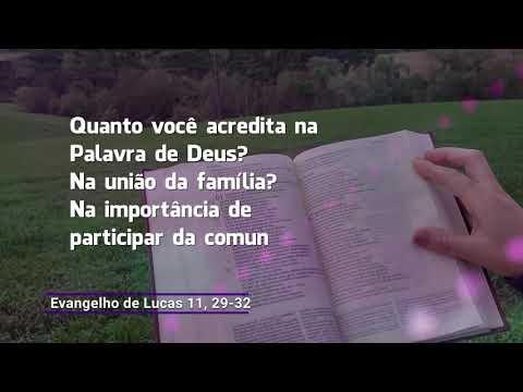 Evangelho de 24 de fevereiro