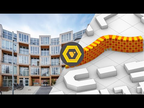 How to build the Dortheavej Residence by BIG - Rhino/Grasshopper Tutorial
