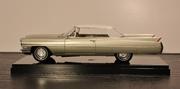Jason Edge 1964 Coupe de Ville Model Car -3