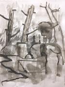 Recent Sketchbook entry 3
